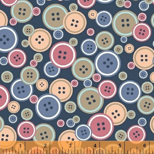 51038-2 Crafters Gonna Craft by Windham Fabrics