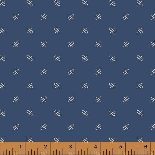 51041-1 Cunningham C.1880-1890 by Julie Hendricksen for Windham Fabrics