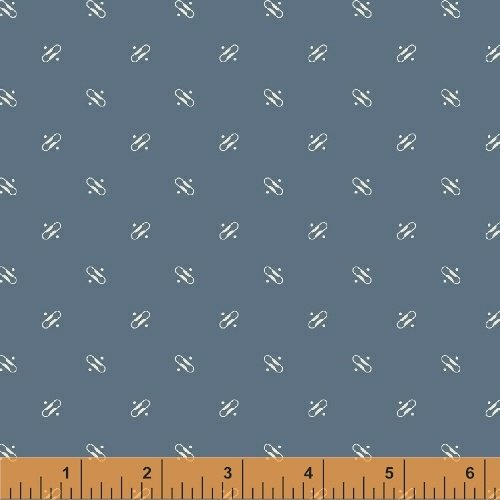 51041-2 Cunningham C.1880-1890 by Julie Hendricksen for Windham Fabrics