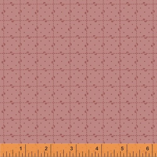 51042-4 Cunningham C.1880-1890 by Julie Hendricksen for Windham Fabrics