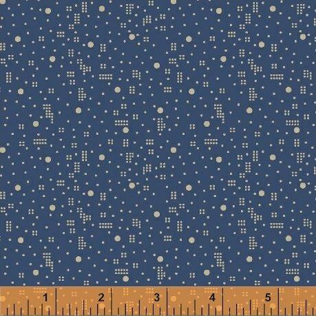 51044-1 Cunningham C.1880-1890 by Julie Hendricksen for Windham Fabrics