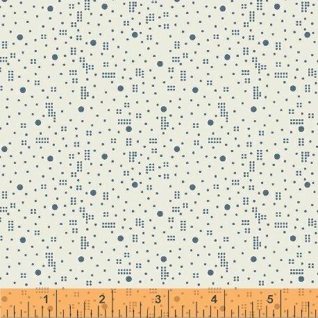 51044-5 Cunningham C.1880-1890 by Julie Hendricksen for Windham Fabrics