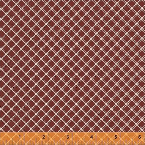 51046-3 Cunningham C.1880-1890 by Julie Hendricksen for Windham Fabrics