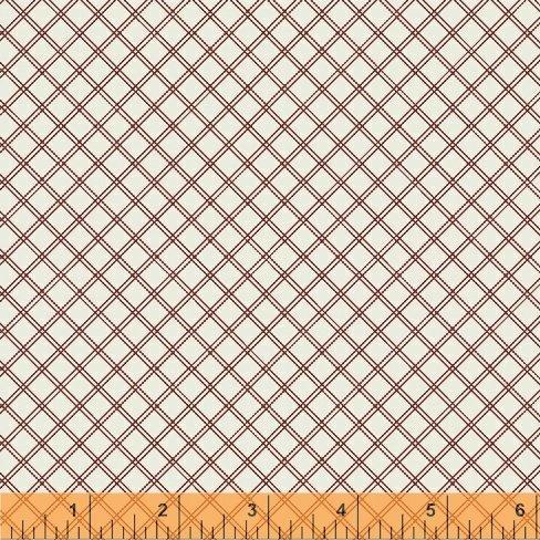 51046-6 Cunningham C.1880-1890 by Julie Hendricksen for Windham Fabrics