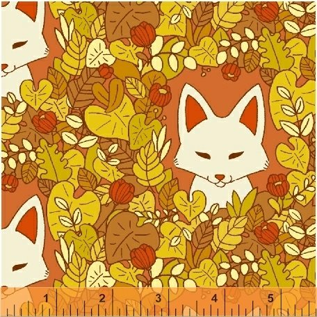 51112-X Forest Spirit by Windham Fabrics