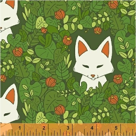 51112-2 Forest Spirit by Windham Fabrics