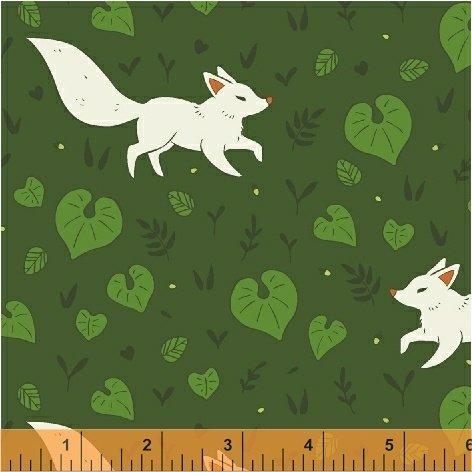51113-2 Forest Spirit by Windham Fabrics