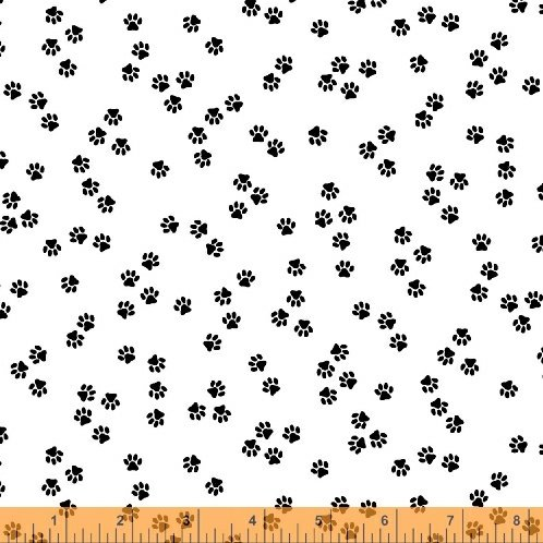 51123-1 Cat Happy by Windham Fabrics