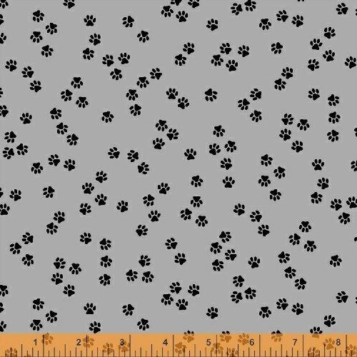 51123-3 Cat Happy by Windham Fabrics