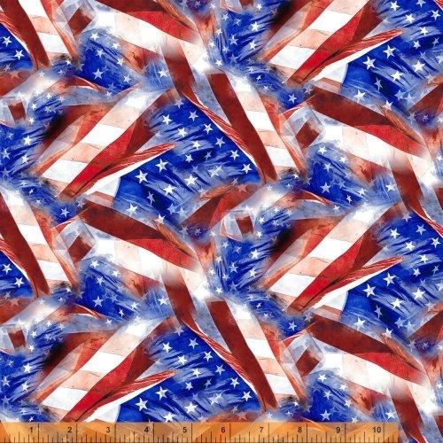 51133-X Lady Liberty by Windham Fabrics