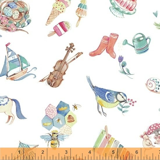 51161-1 My Imagination by Windham Fabrics