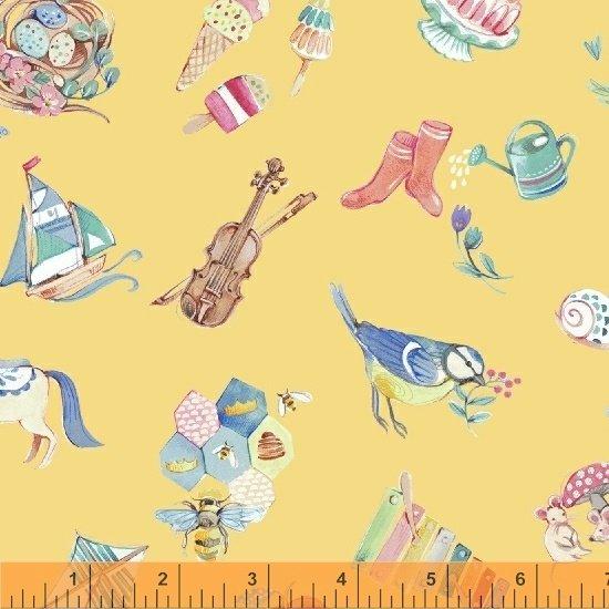 51161-3 My Imagination by Windham Fabrics