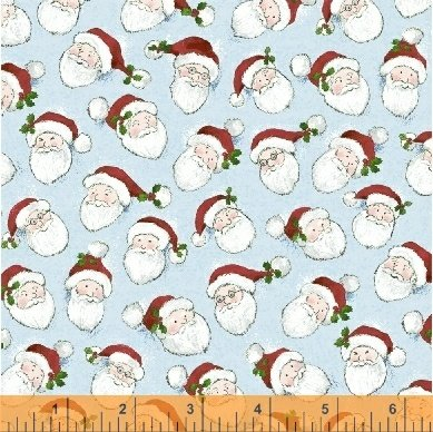 51170-1 Holly Jolly Christmas by Windham Fabrics