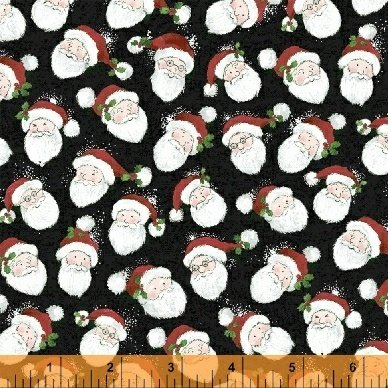 51170-4 Holly Jolly Christmas by Windham Fabrics