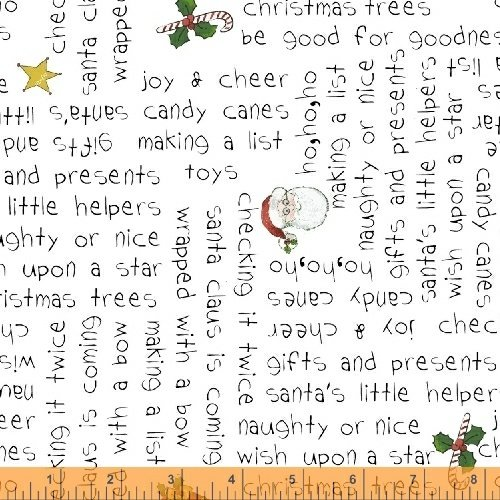 51172-6 Holly Jolly Christmas by Windham Fabrics