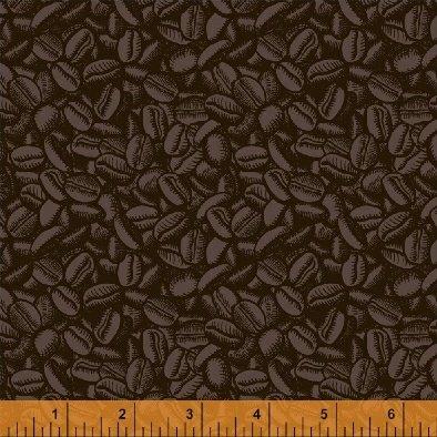 51178-1 Dark Roast by Windham Fabrics