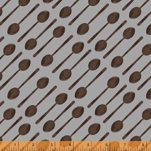 51179-6 Dark Roast by Windham Fabrics