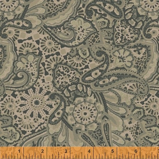 51185-3 Reeds Legacy by Jeanne Horton for Windham Fabrics