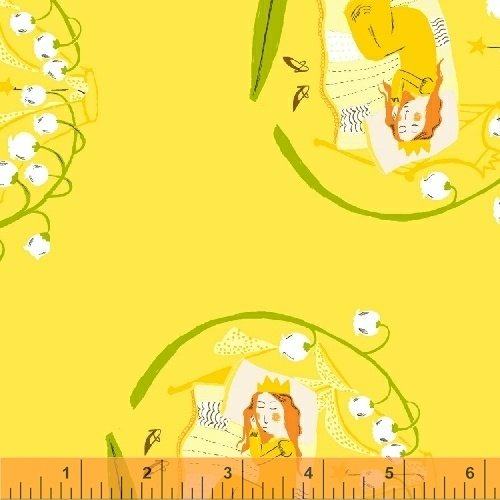 51198-4 Far Far Away 2 Designed by Heather Ross for Windham Fabrics