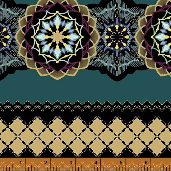 51221M-3 Grand Illusion by Katia Hoffman for Windham Fabrics