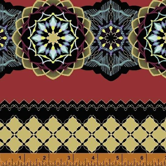 51221M-4 Grand Illusion by Katia Hoffman for Windham Fabrics