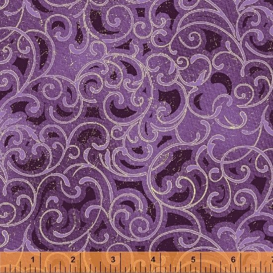 51222M-2-Grand Illusion by Katia Hoffman for Windham Fabrics