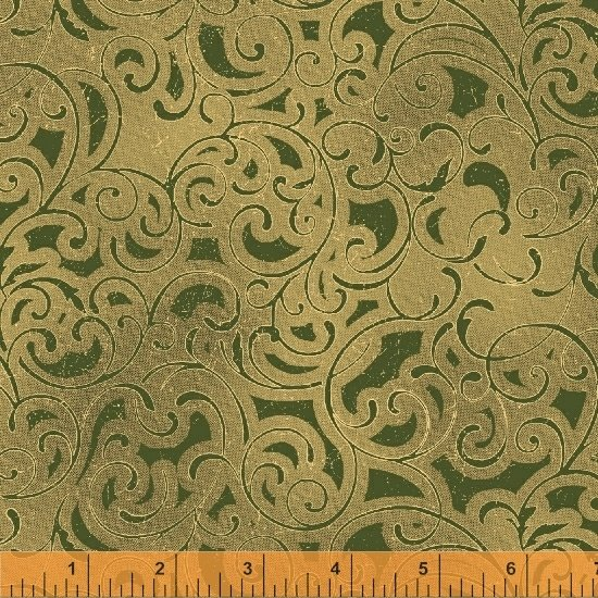 51222M-5 Grand Illusion by Katia Hoffman for Windham Fabrics