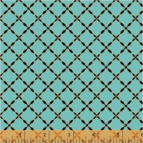 51225M-9 Grand Illusion by Katia Hoffman for Windham Fabrics
