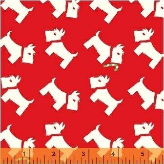 51254-5 Candy Cane Lane by Windham Fabrics