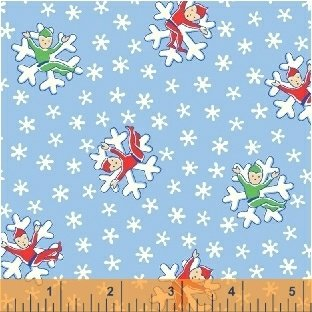 51255-2 Candy Cane Lane by Windham Fabrics