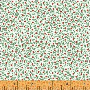 51258-3   Candy Cane Lane by Windham Fabrics