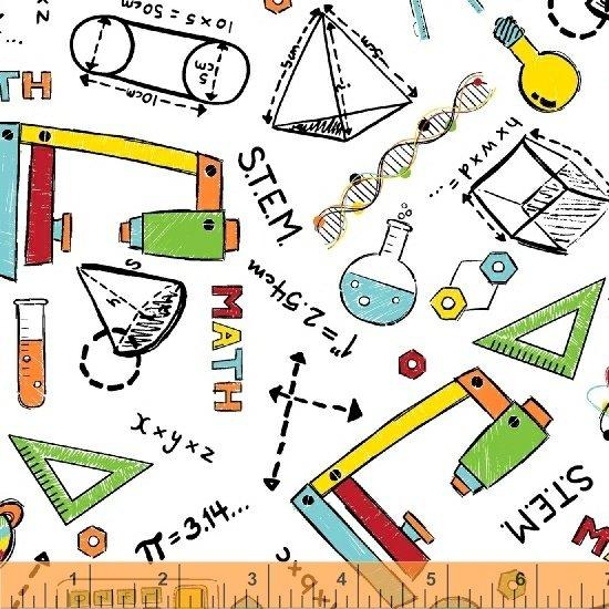 51262-2 S.T.E.M by Windham Fabrics