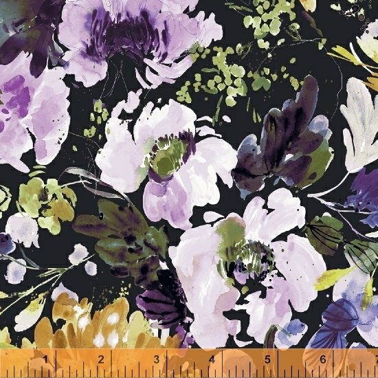 51279L-1  Lawn Fabric Field Day by Windham Fabrics