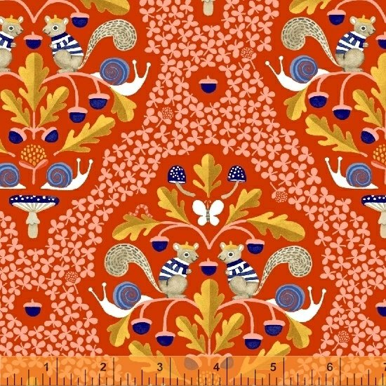 51305-3 Sweet Oak by Windham Fabrics