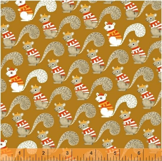51306-4 Sweet Oak by Windham Fabrics