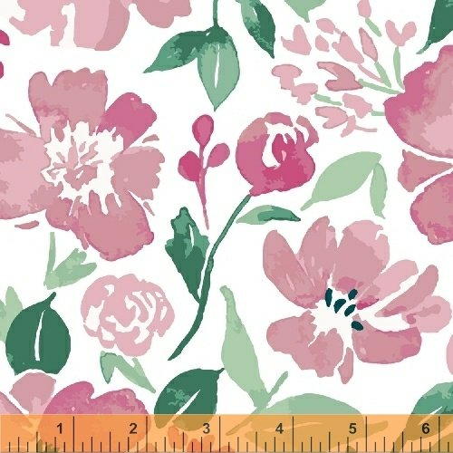 51321-2 Pink Lemonade by Windham Fabrics