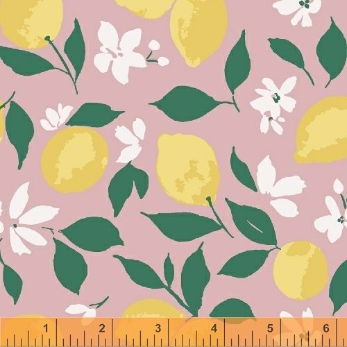 51322-4 Pink Lemonade by Windham Fabrics