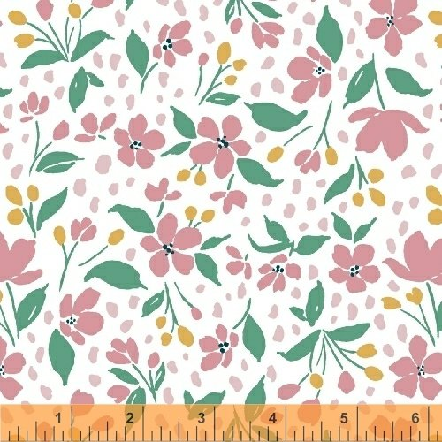 51323-2 Pink Lemonade by Windham Fabrics