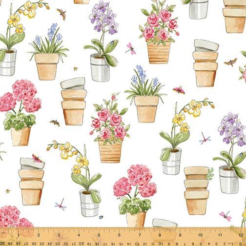 51361-1 Greenhouse by Windham Fabrics