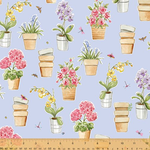 51361-2 Greenhouse by Windham Fabrics