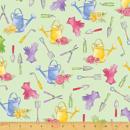 51366-5 Greenhouse by Windham Fabrics