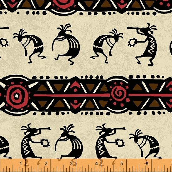 51389-1 Coyote Canyon by Windham Fabrics