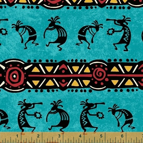 51389-3 Coyote Canyon by Windham Fabrics