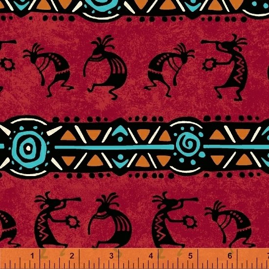 51389-4 Coyote Canyon by Windham Fabrics