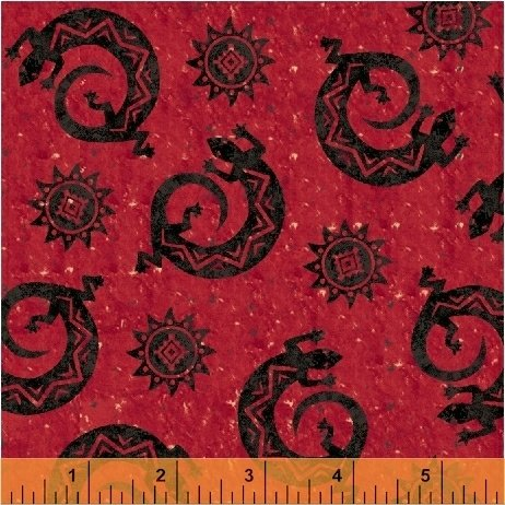 51391-4 Coyote Canyon by Windham Fabrics