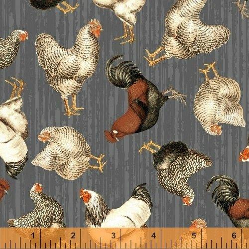 51398-3 Early Bird by Windham Fabrics