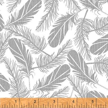 51405M-3 Precious Metal Nature by Windham Fabrics