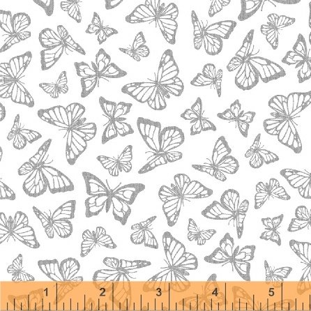 51407M-3 Precious Metal Nature by Windham Fabrics