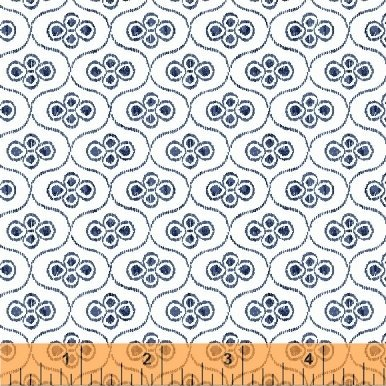51427-1 Blue Byrd by Colonial Williamsburg for Windham Fabrics