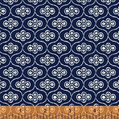 51427-2 Blue Byrd by Colonial Williamsburg for Windham Fabrics